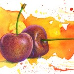 Koosje cherries red