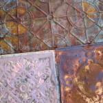 tin tiles